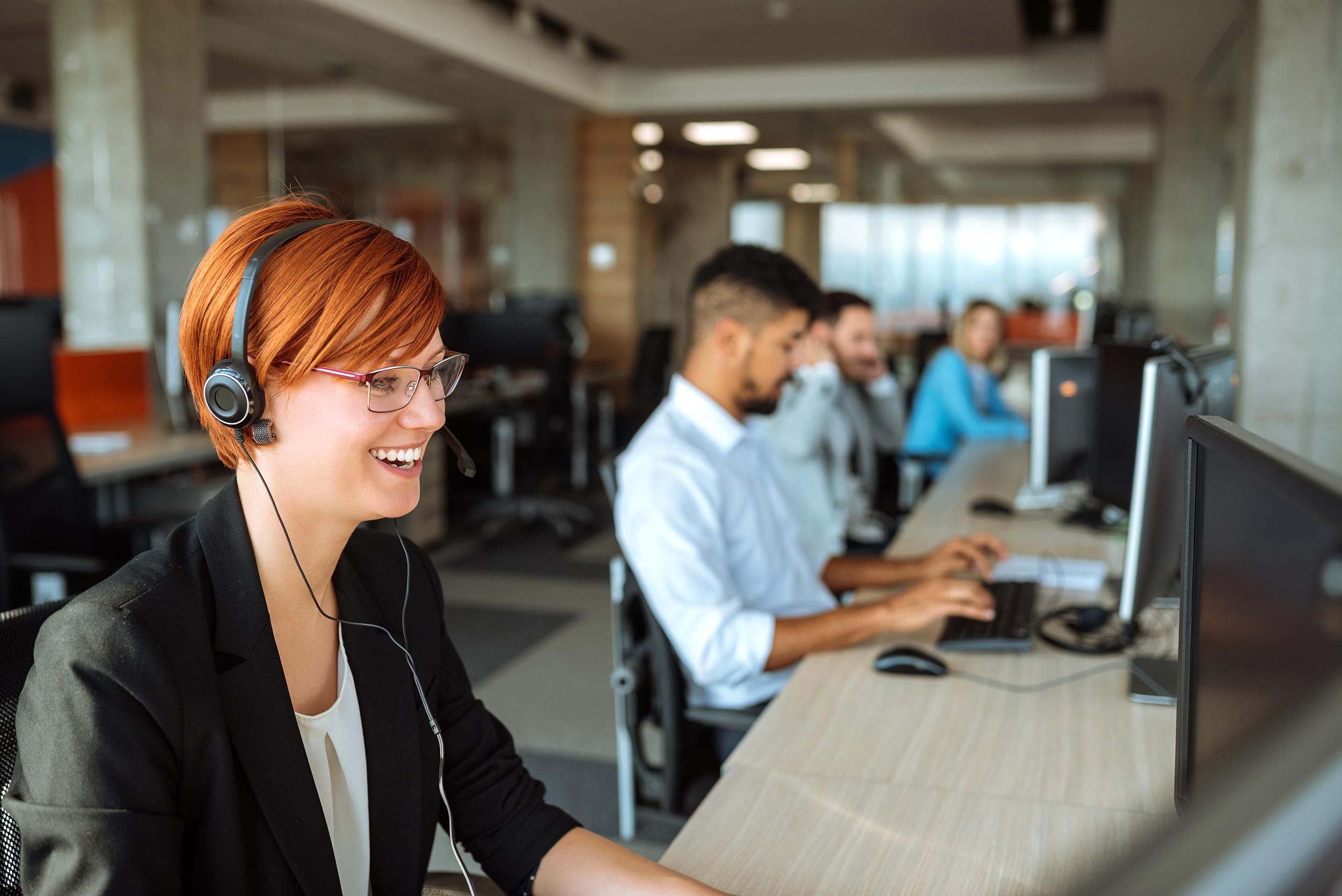 CCaaS - Contact Center as a Service